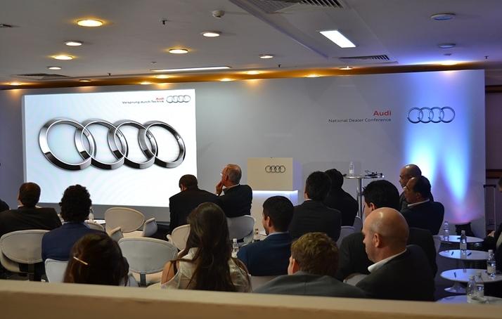 National Dealer Conference - Audi