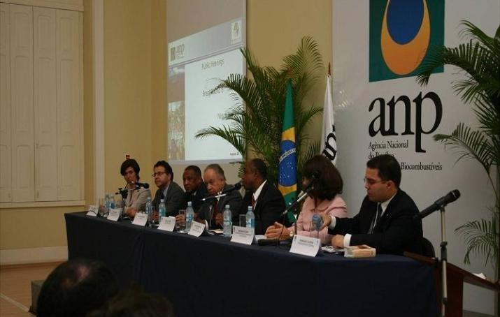 Audiência Publica - Agência Nacional do Petróleo