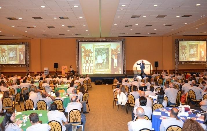 Convenção de vendas Zamboni no Hotel Windsor Barra