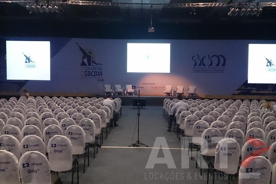 Projetor 5000 AL - Congresso SBCBM