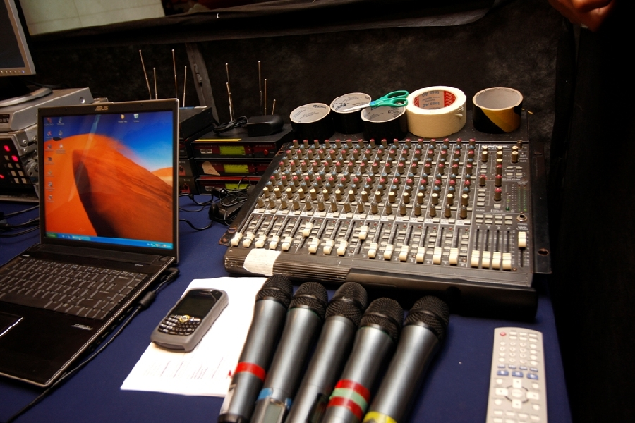 Evento Vale do Rio Doce - Global Internal Communications Workshop