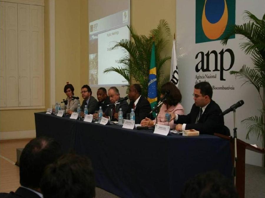Evento ANP - Audiência Pública
