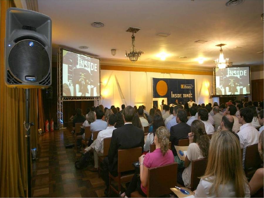 Evento IBMEC - Inside IBMEC