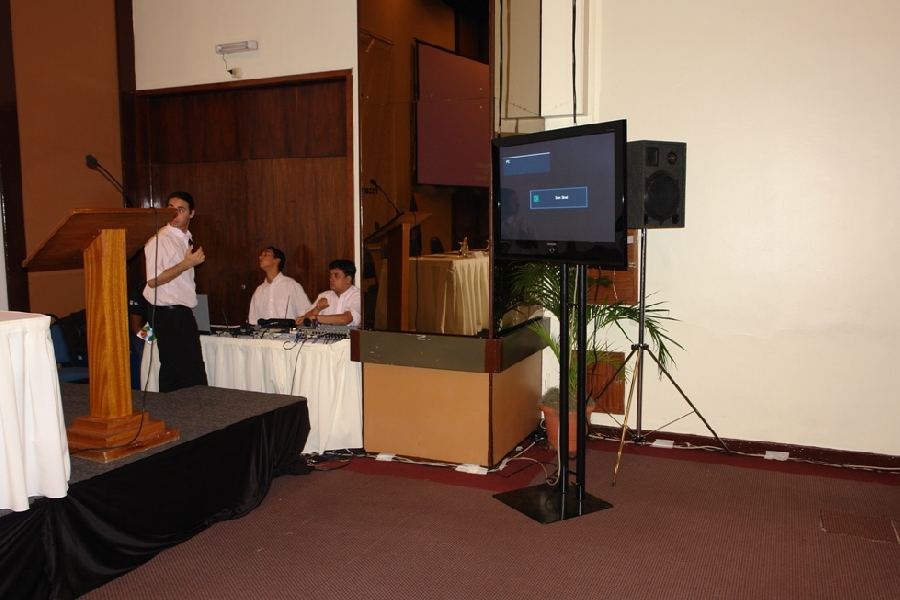 TV Plasma Audiência Pública ANP