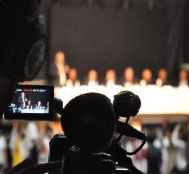 Filmagem e Fotografia de Eventos