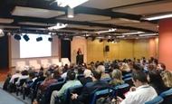 20/06/16 - Palestra de Aprendizagem sobre saúde nas empresas - ASAP